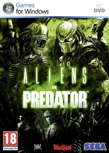 Alien Vs Predator Game Mac Free Download